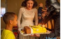 Аниматоры Звездные войны на день рождения