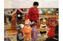 Дед Мороз в детский сад на утренник в СПб