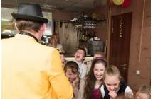 Вечеринки для день рождения детей