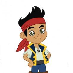 Джейк из пиратов нетландии