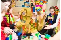 Гавайская вечеринка на день рождения