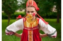 Детский праздник с Русскими народными аниматорами