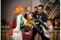 Аниматоро Карлсон на детский праздник