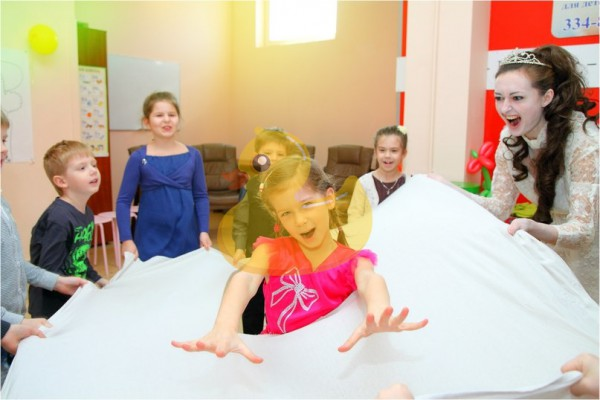 Детский праздник с аниматорами Охотники за приведениями
