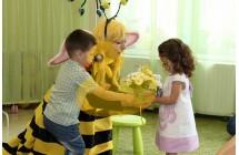 Аниматор Пчелка Майя на день рождения