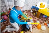 Аниматоры Смурфики на детский праздник