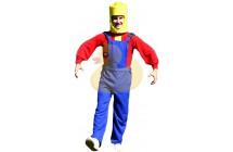 Аниматор Лего на день рождения