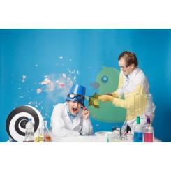 Химическое шоу на свадьбу