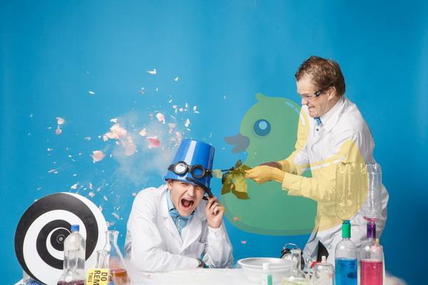 Химическое шоу на свадьбу СПб