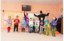 Аниматор Бэтмен на день рождения