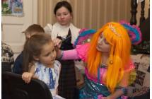 Детский праздник с аниматором Фея Винкс Блум