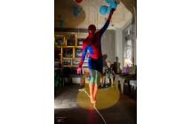 Аниматор Человек паук на день рождения