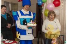 Аниматор Робокар Эмбер  на день рождения