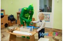 Аниматоры герои в масках на день рождния