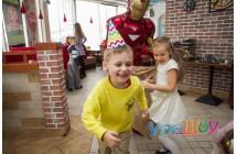 Аниматор Железный человек на день рождения