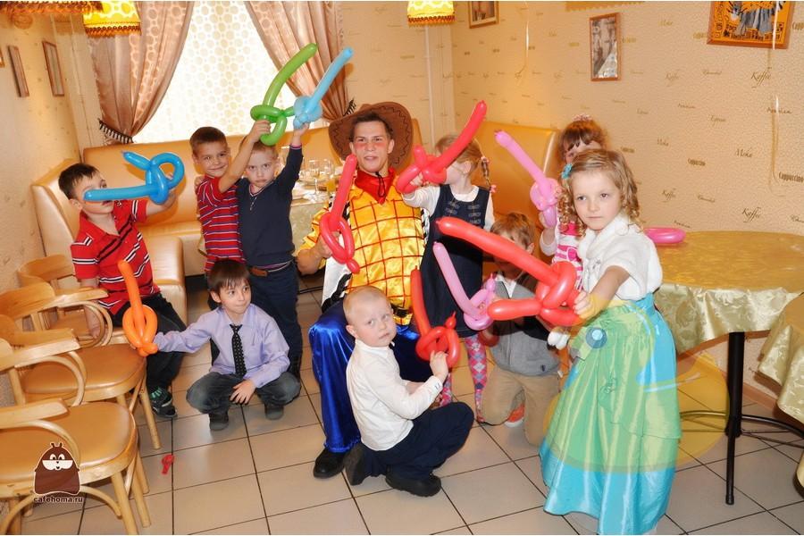 Ковбои на детский праздник заказать анаматоров ребенку Крылатское