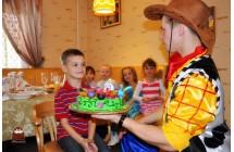Аниматор Ковбой на детский праздник