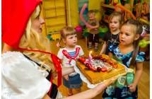 Детский праздник с аниматором Красная Шапочка