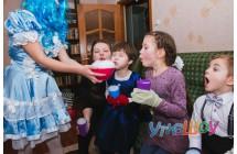 Аниматор Мальвина на день рождения