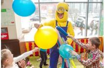 Аниматорамы Миньоны на день рождения