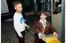 Пиратская вечеринка на детский праздник