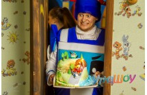 Аниматор Робокар Поли на день рождения