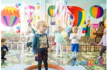 Шоу мыльных пузырей в СПб