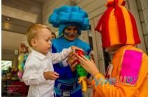 Фиксик Симка на день рождения ребенка