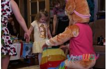Скай из щенячьего патруля на детский праздник