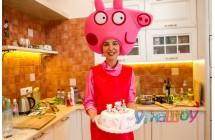Аниматор Свинка Пеппа на день рождения