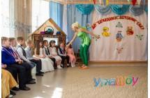 Детский выпускной СПб