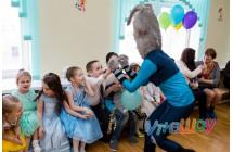 Аниматоры из Зверополиса на день рождения