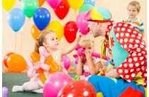 Няня аниматор на детский праздник