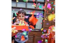 День рождения в восточном стиле для ребенка