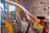 MTV вечеринка для детей