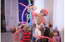 Детский праздник с аниматорами История Игрушек