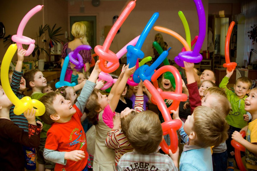 посоветуйте аниматора на детский праздник