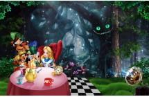 Детский праздник Алиса в стране