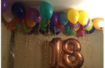 Шары на день рождения с доставкой в СПб