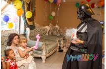 Крио шоу на детский праздник