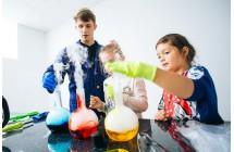 Научное шоу на день рождения ребенка