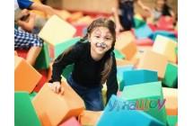 Поролоновое шоу на детский праздник